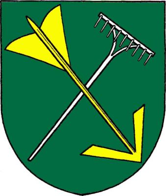 Hrušovany u Brna - znak