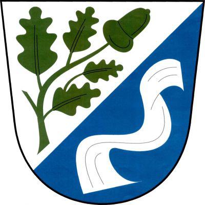 Hvozdnice - znak
