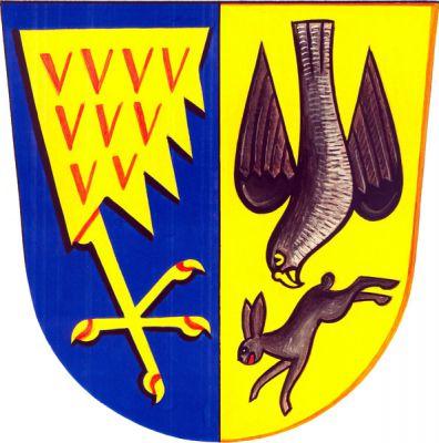 Jestřabí - znak