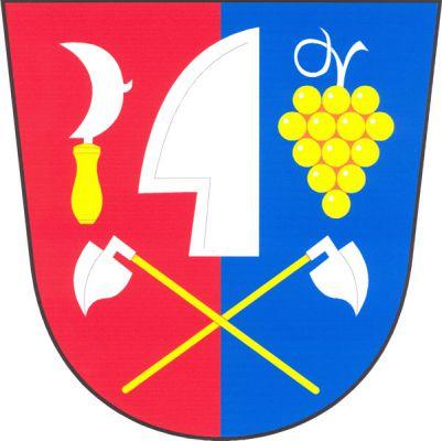 Jezeřany-Maršovice - znak