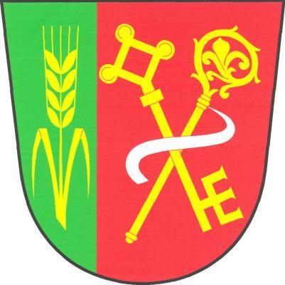 Jílovice - znak