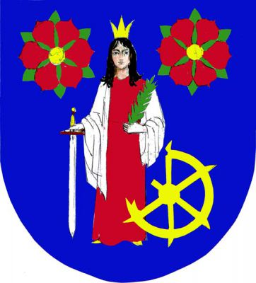 Kateřinice - znak