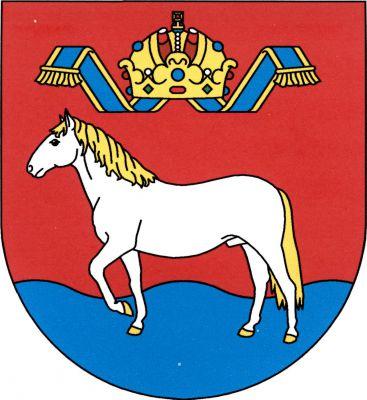 Kladruby nad Labem - znak