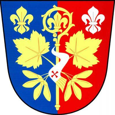 Klenovice - znak
