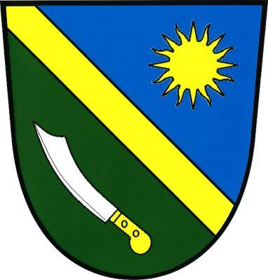 Kocelovice - znak