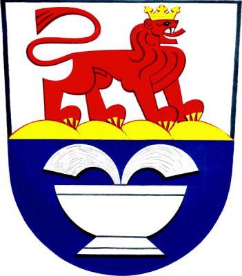 Konstantinovy Lázně - znak