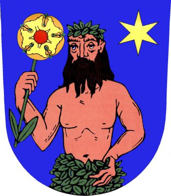 Kostelec nad Černými Lesy - znak