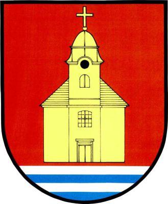 Kostelní Lhota - znak