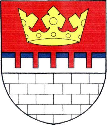 Králův Dvůr - znak