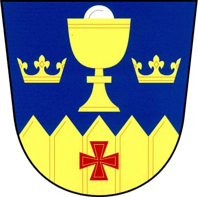 Křenov - znak