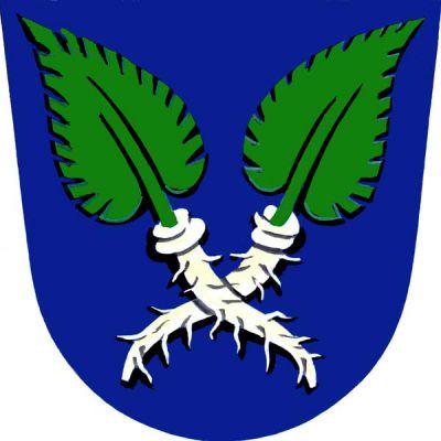 Křenovice - znak