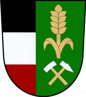 Křesetice - znak