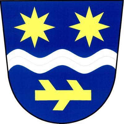 Křinice - znak, vlajka, skloňování | Kurzy.cz