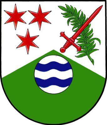 Krmelín - znak