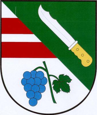 Krumvíř - znak