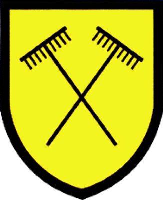 Krupá - znak