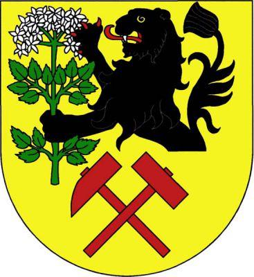 Kryštofovo Údolí - znak
