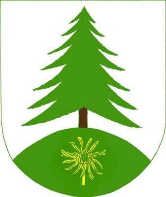 Kubova Huť - znak