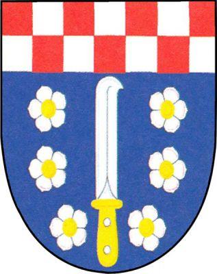 Kuchařovice - znak