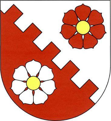 Květnice - znak