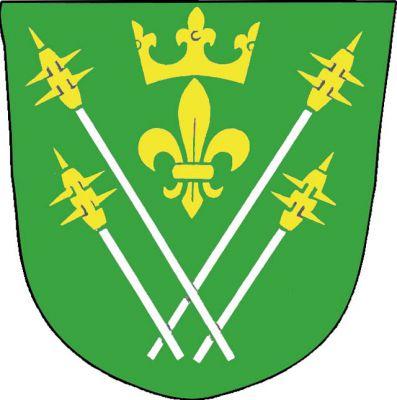 Lešany - znak