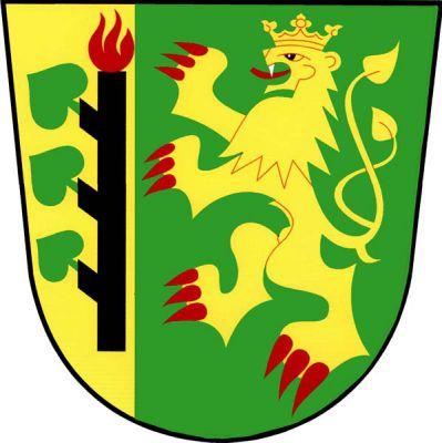 Lesná - znak
