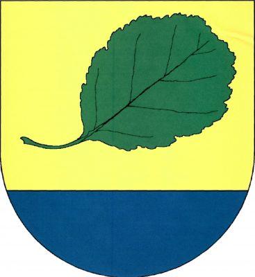 Leštinka - znak