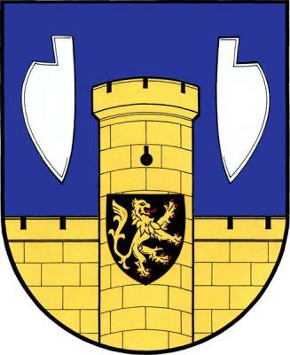 Levínská Olešnice - znak