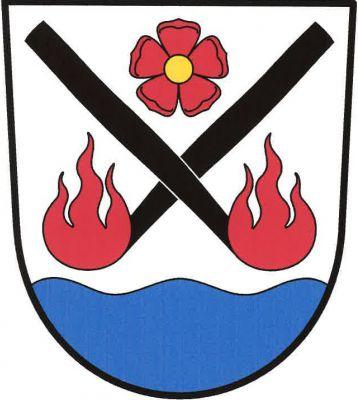 Loučovice - znak