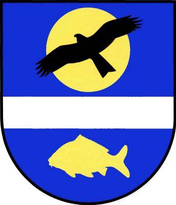 Louňovice - znak