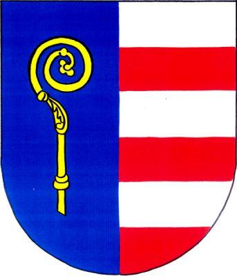 Měčín - znak