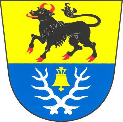 Měňany - znak