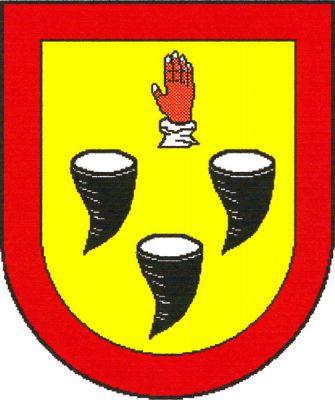 Měřín - znak
