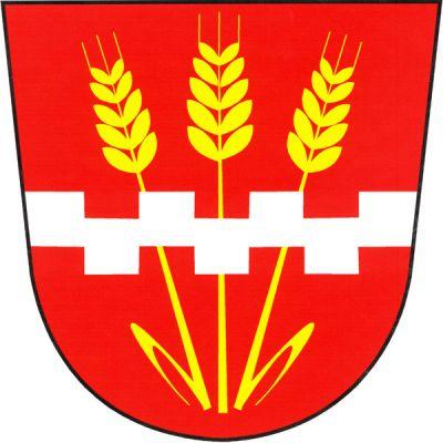 Měrovice nad Hanou - znak