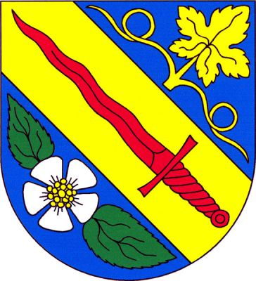 Michalovice - znak