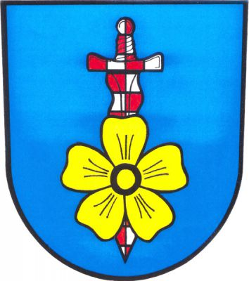 Moravskoslezský Kočov - znak