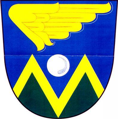 Mošnov - znak