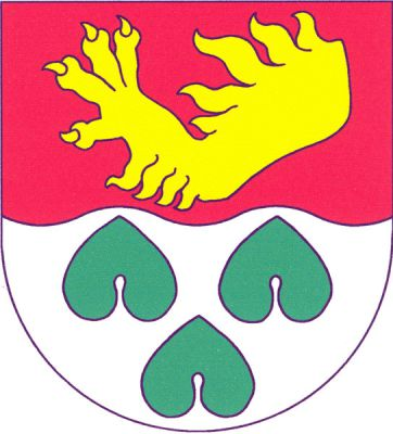 Mšené-lázně - znak