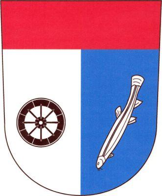 Nedrahovice - znak
