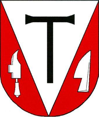 Němčany - znak