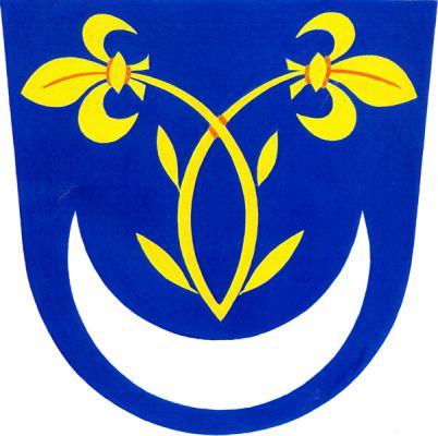 Nítkovice - znak