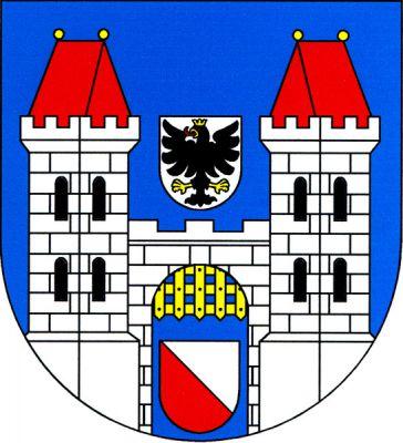 Nová Bystřice - znak