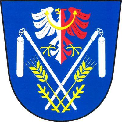 Nové Syrovice - znak