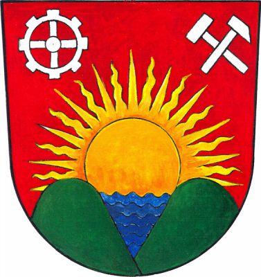 Nový Jáchymov - znak