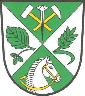 Olešná - znak