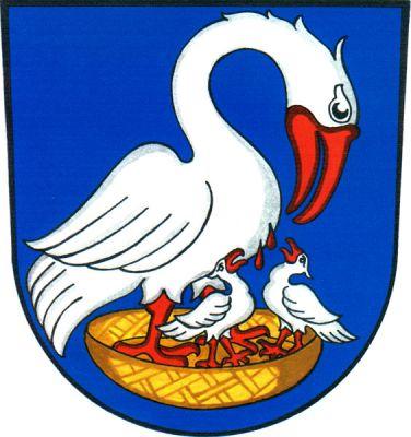 Suché Lazce - znak