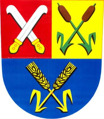 Osek nad Bečvou - znak