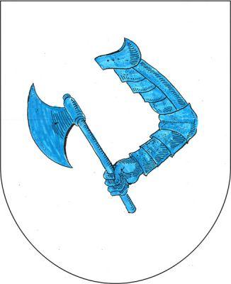 Ostroměř - znak