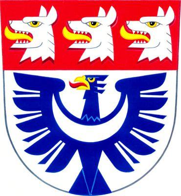 Pavlovice u Přerova - znak