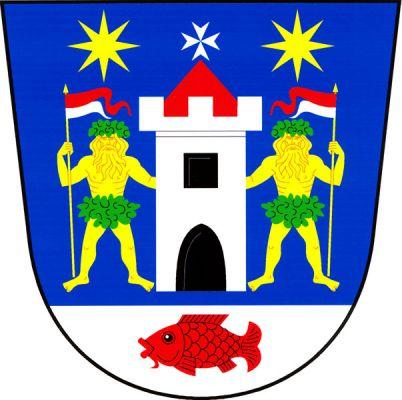 Pičín - znak